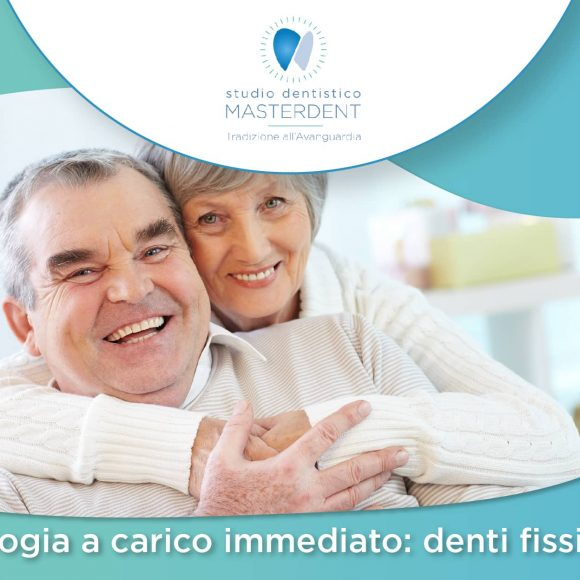 Implantologia a carico immediato: denti fissi in 24 ore